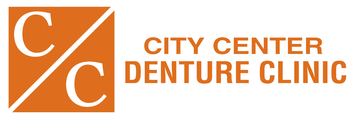 City Center Denture Clinic Logo